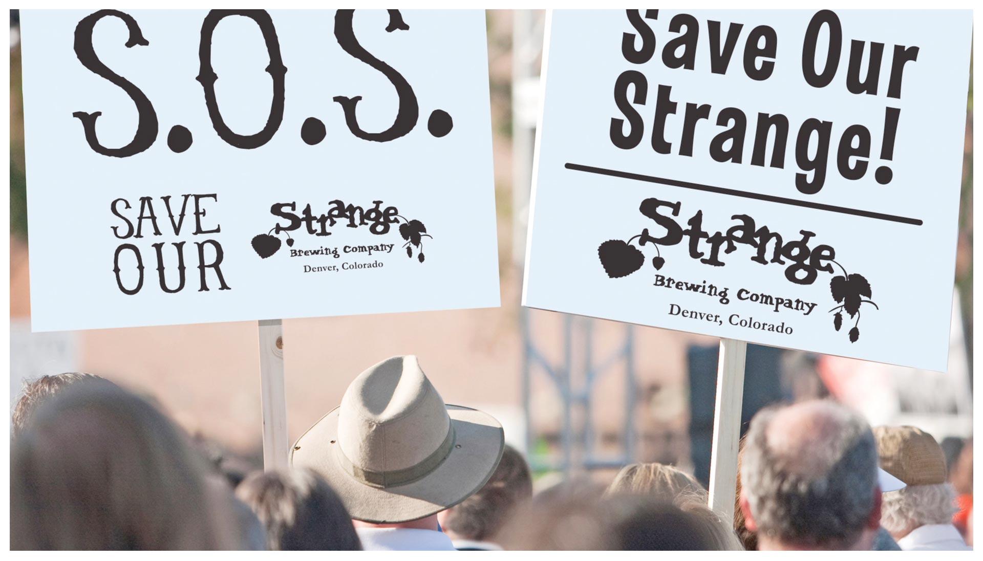 Save Our Strange Beer Festival