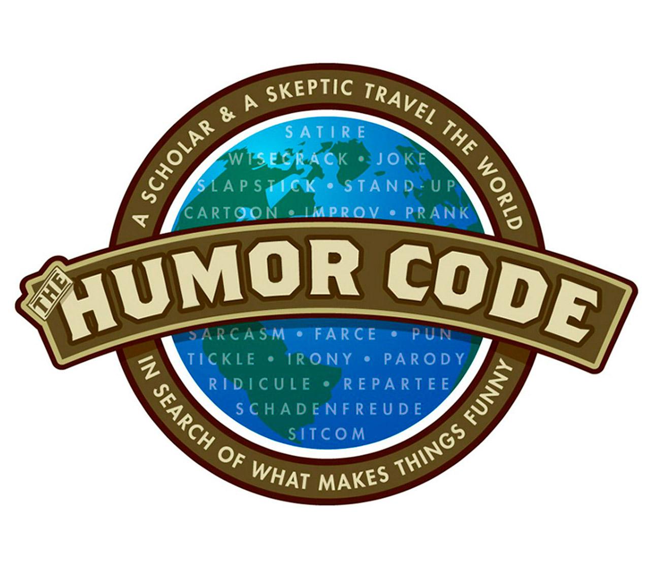 The Humor Code Branding