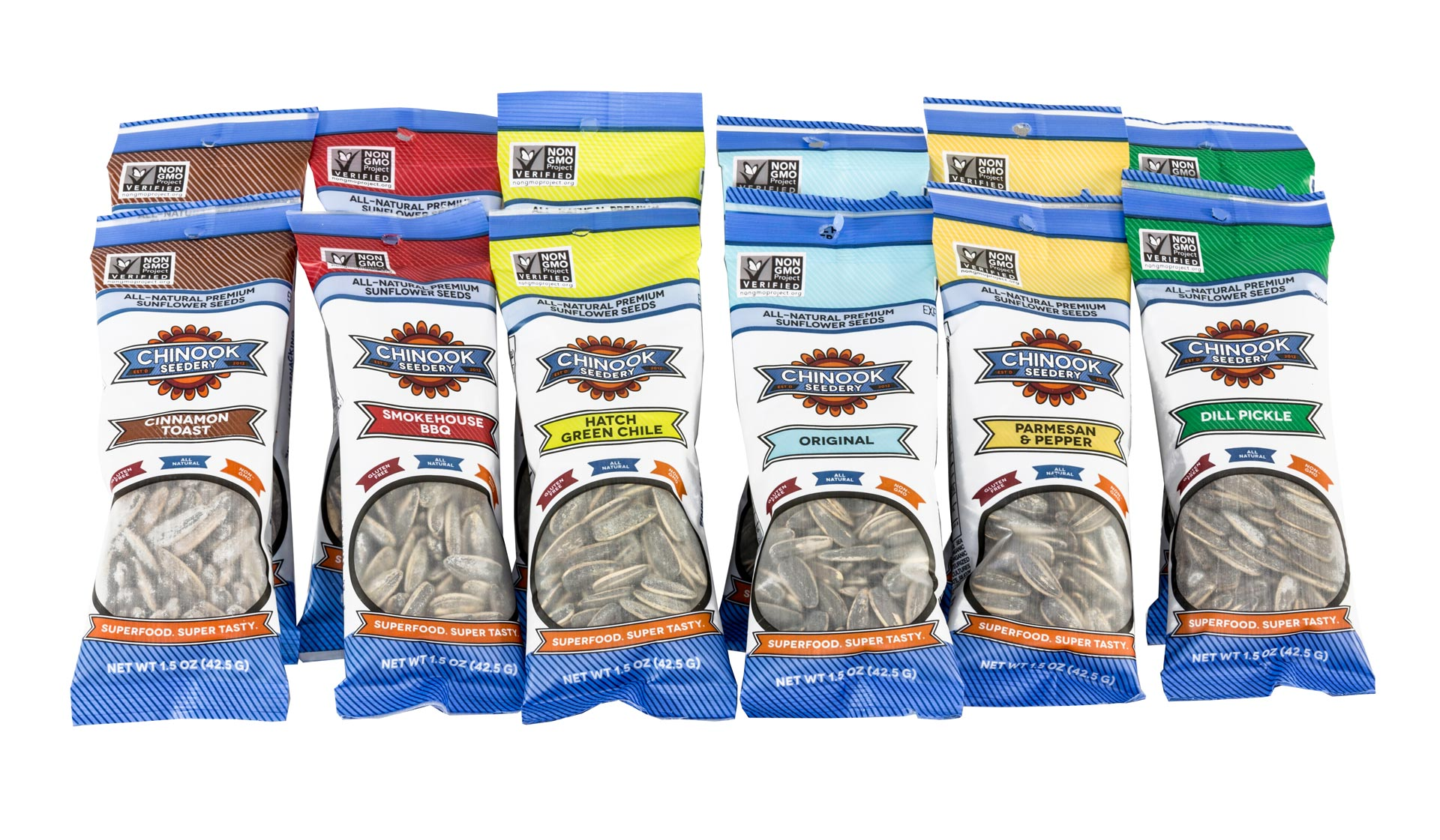 Sunflower Seed Small Bags