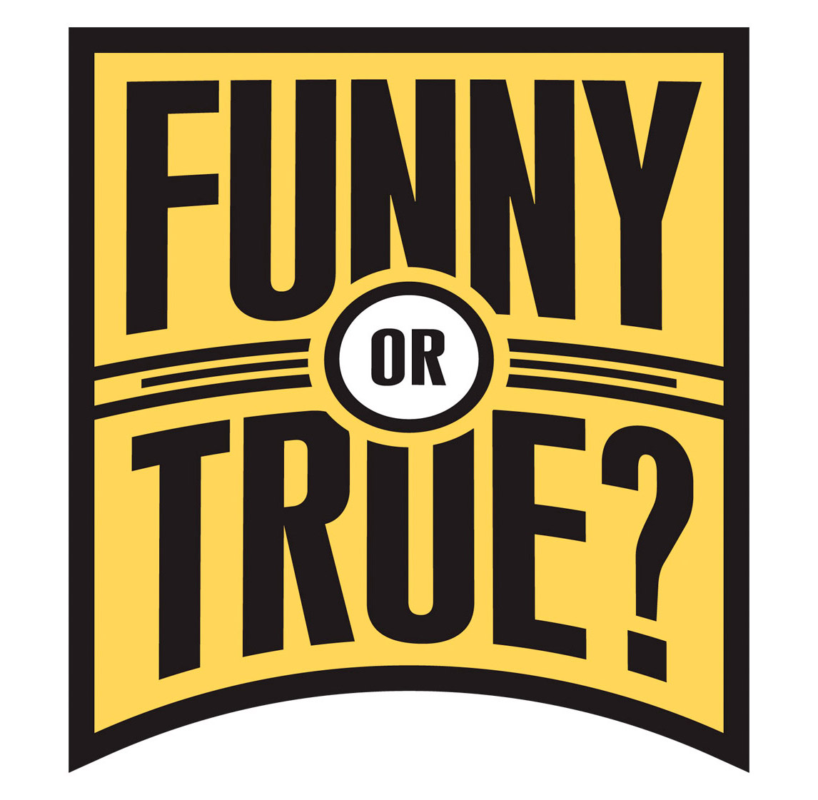 Funny or True? Game Show Branding