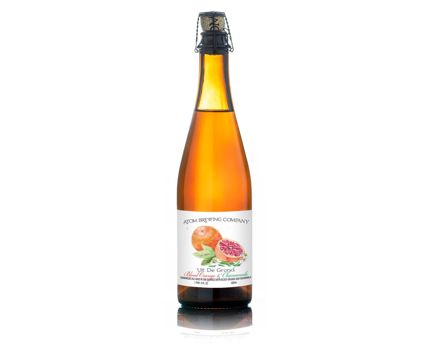 "Blood Orange <span class=""amp"">&</span> Chamomile Uit De Grond"