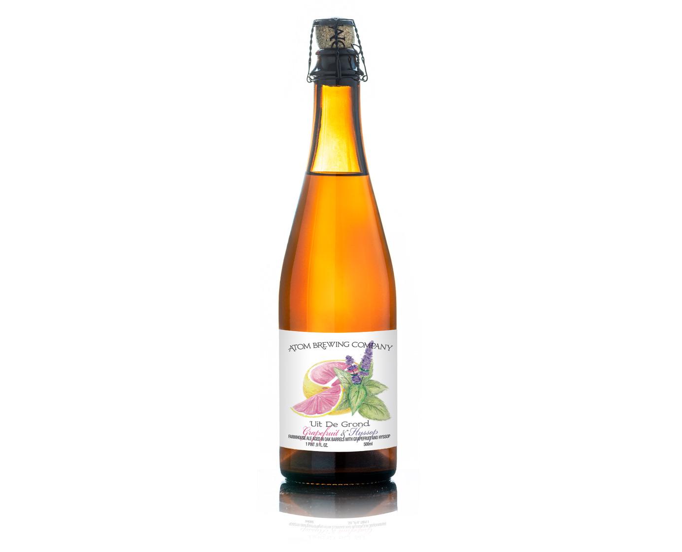 "Grapefruit <span class=""amp"">&</span> Hyssop Uit DeGrond"