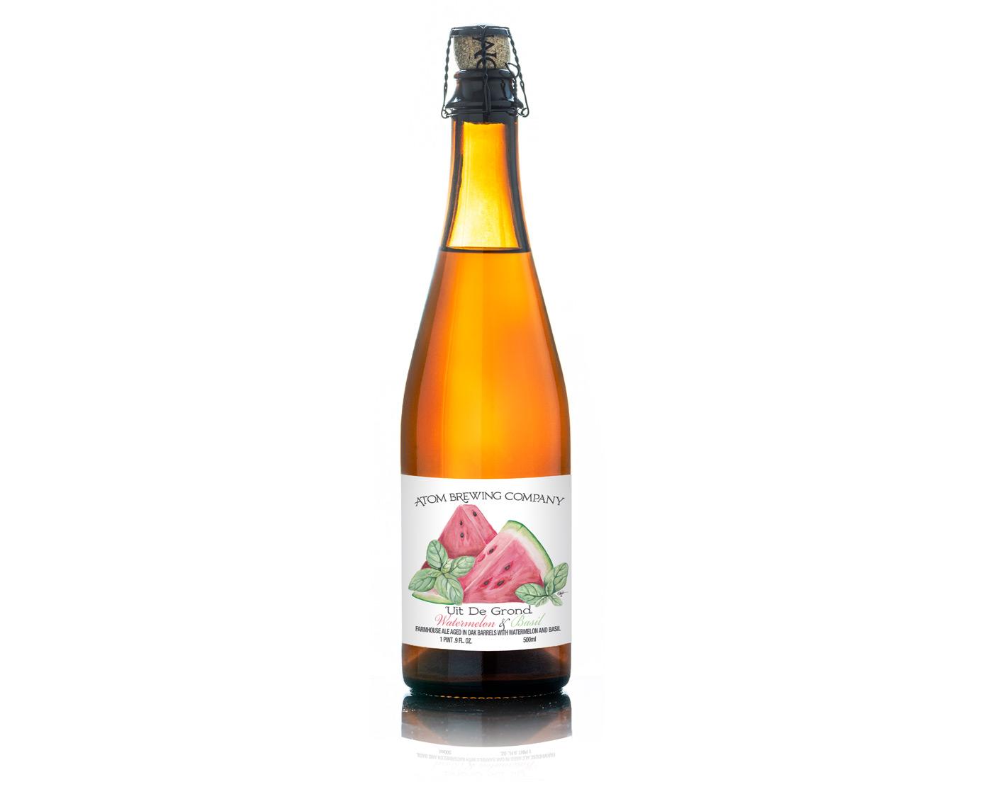 "Watermelon <span class=""amp"">&</span> Basil Uit De Grond"