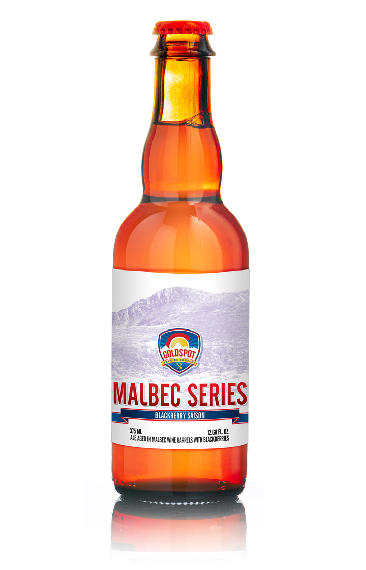 Malbec Series: Blackberry Saison