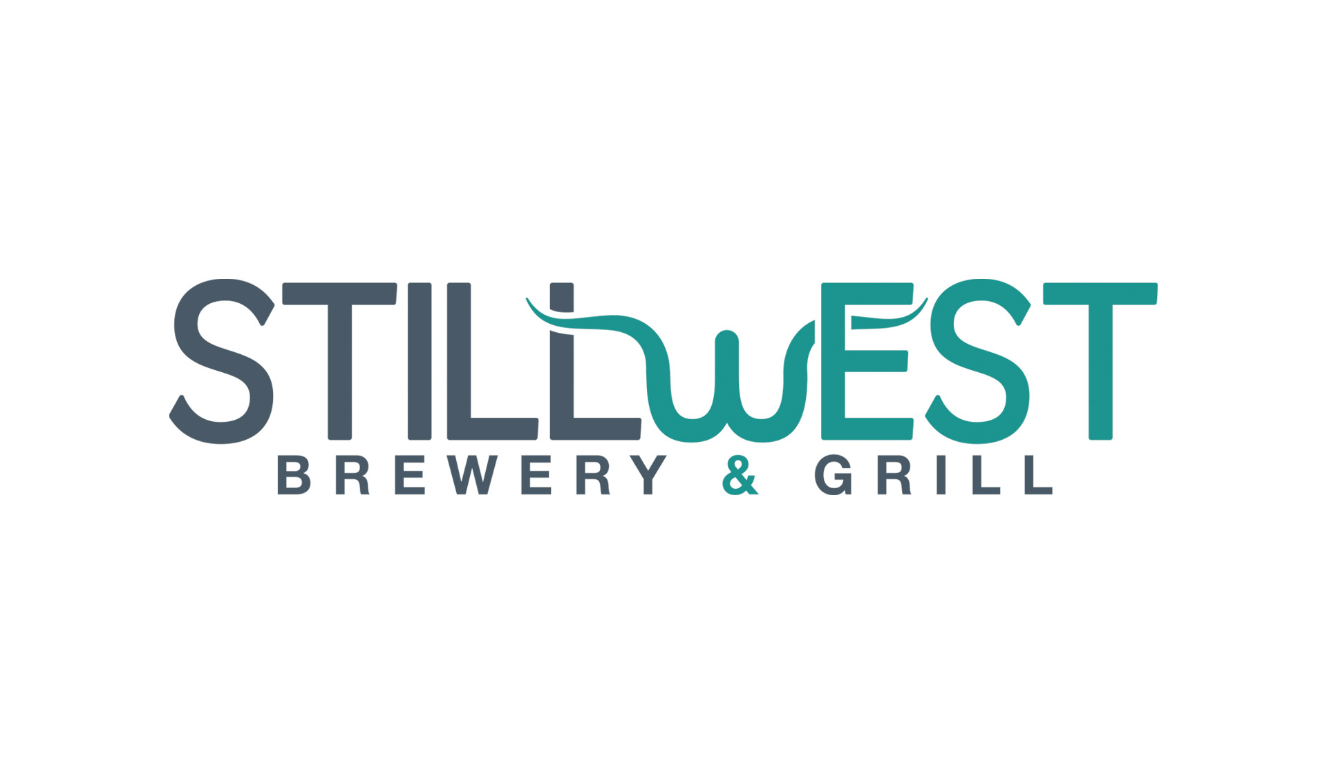 "StillWest Brewery <span class=""amp"">&</span> Grill Branding"