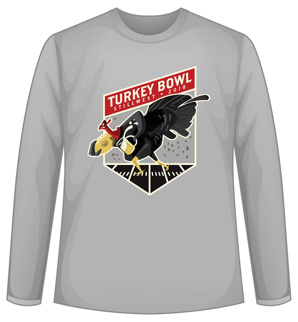 Turkey Bowl T‑Shirt