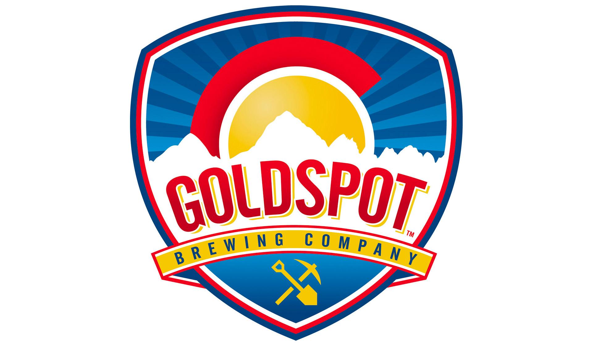 Goldspot Brewing Company Branding