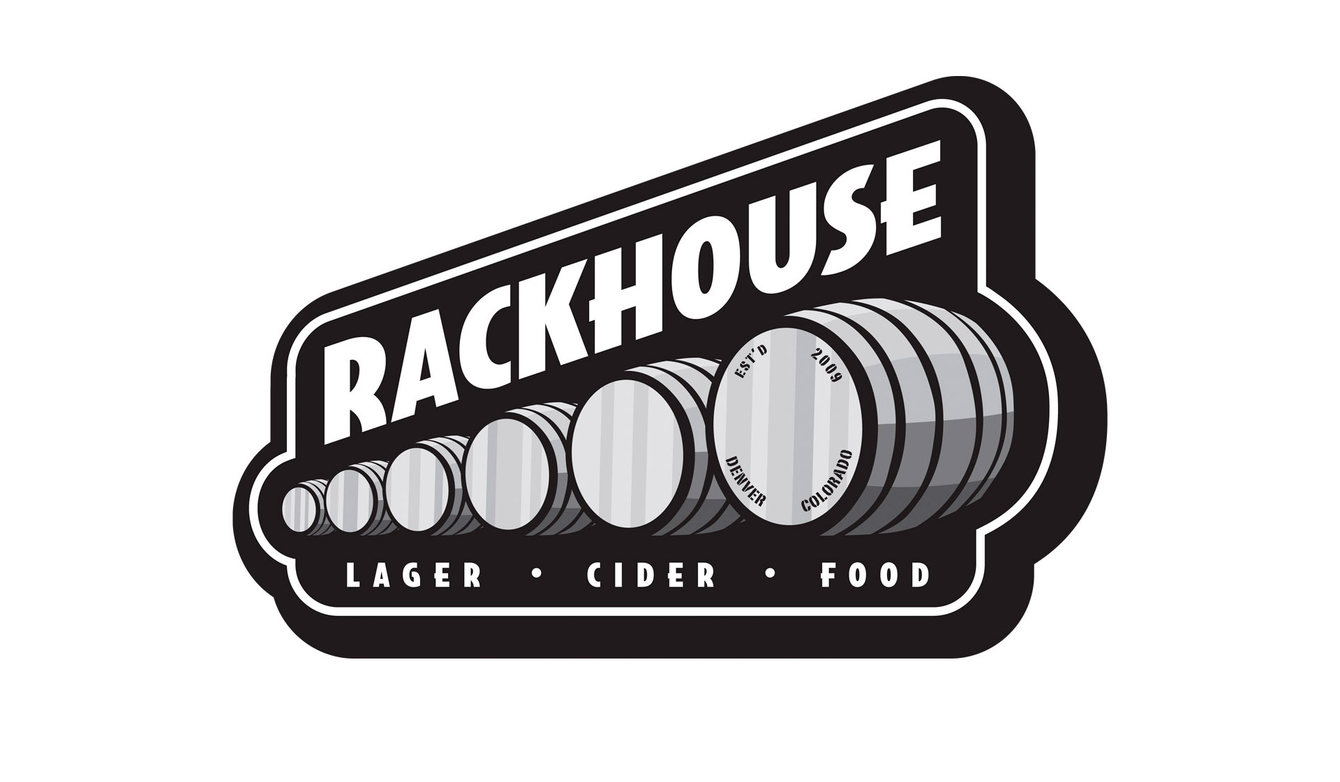 The Rackhouse Branding