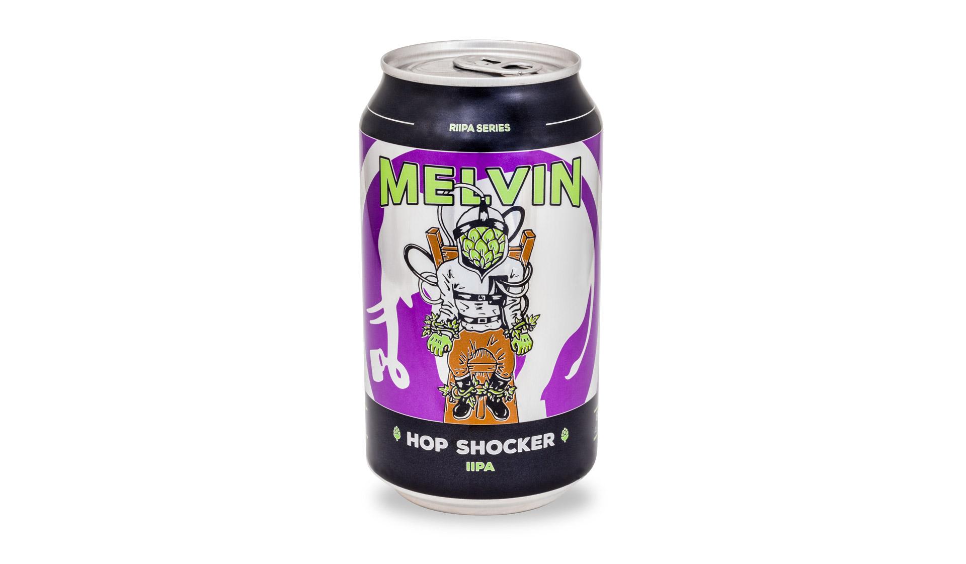 Hop Shocker Packaging