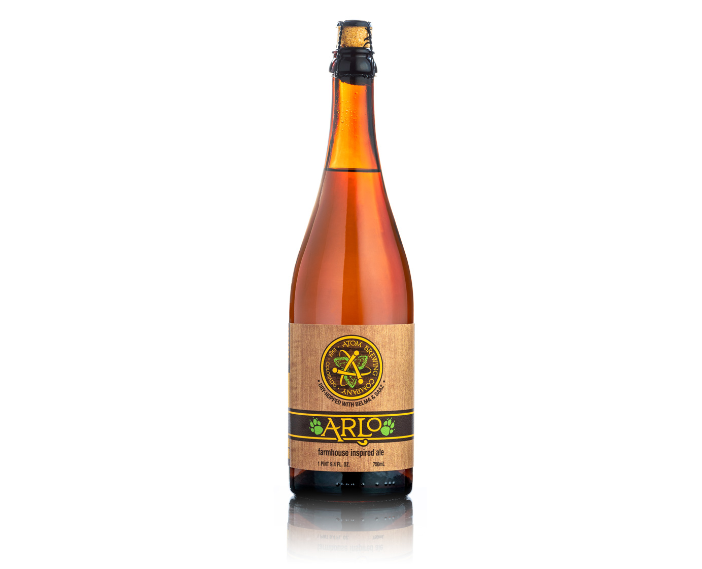 Dry-Hopped Arlo Farmhouse Inspired Ale